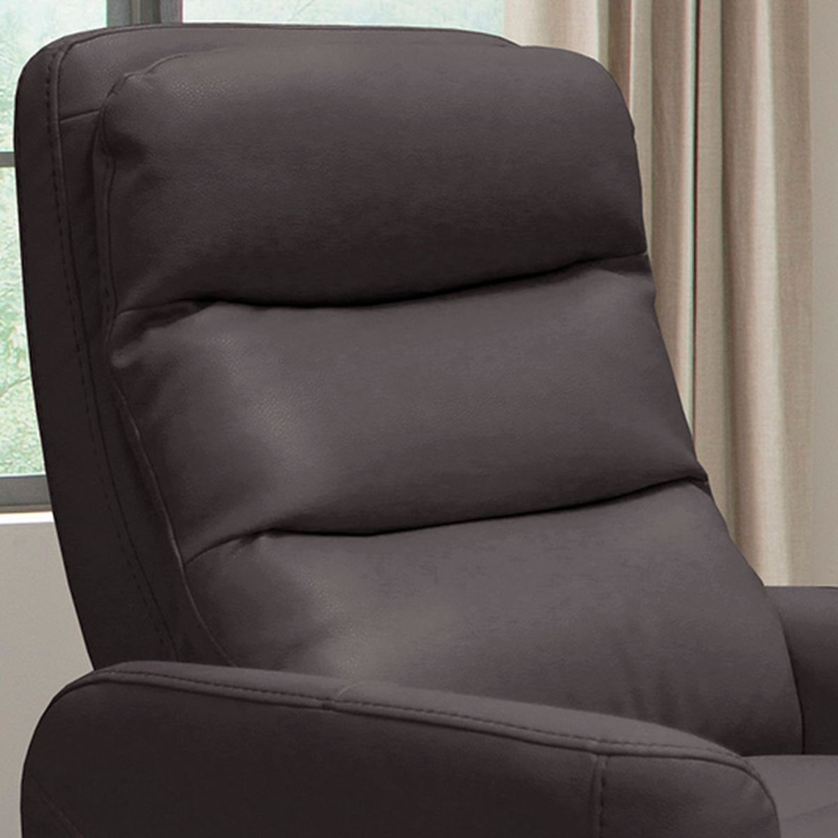 Parker Living Hercules Glider Swivel Recliner With Articulating with Hercules Chocolate Swivel Glider Recliners