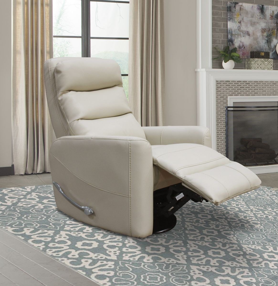 Parker Living Hercules Glider Swivel Recliner With Articulating With Hercules Oyster Swivel Glider Recliners (View 4 of 25)