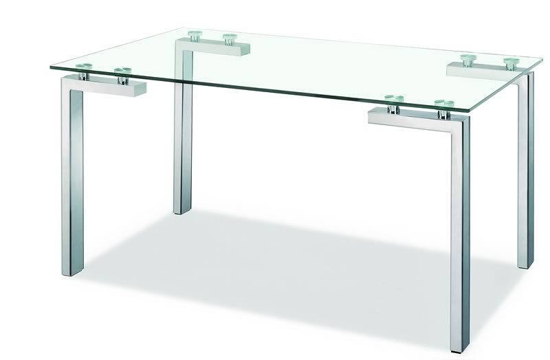 Parsons Clear Glass Top Dark Steel Base 48X16 Console Reviews With Pertaining To Widely Used Parsons Clear Glass Top & Dark Steel Base 48X16 Console Tables (Image 13 of 25)