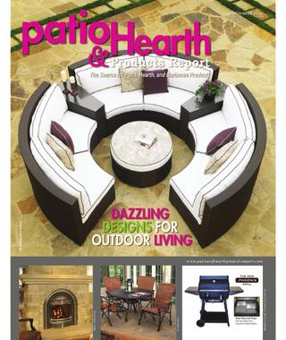 Patio And Hearth Products Report – Mar/apr 2011Peninsula Media Regarding Preferred Casey Umber 66 Inch Tv Stands (View 23 of 25)