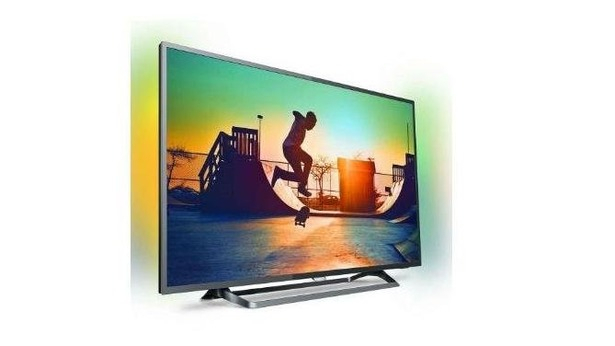 Philips 55Pus6262 Led Tv Wifi, Smart Tv – 4K – 55 Inc / 139 Cm With Popular Kai 63 Inch Tv Stands (Image 17 of 25)