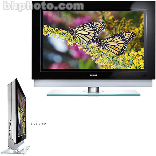 """Philips 63Pf9631D 63"""" 16:9 Plasma Hd Tv 63Pf9631D B&h Photo With Regard To Widely Used Combs 63 Inch Tv Stands (View 22 of 25)"""