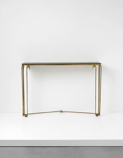 Phillips: Uk050416, Jean Royère Intended For 2018 Phillip Brass Console Tables (View 16 of 25)