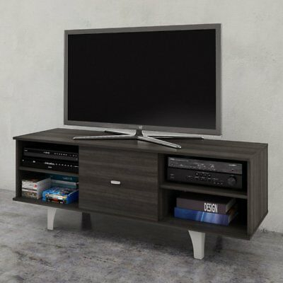 Picclick Pertaining To Most Recent Dixon White 65 Inch Tv Stands (View 11 of 25)