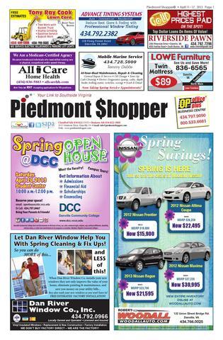 Piedmont Shopperpiedmont Shopper – Issuu Regarding Well Known Melrose Titanium 65 Inch Lowboy Tv Stands (Image 19 of 25)