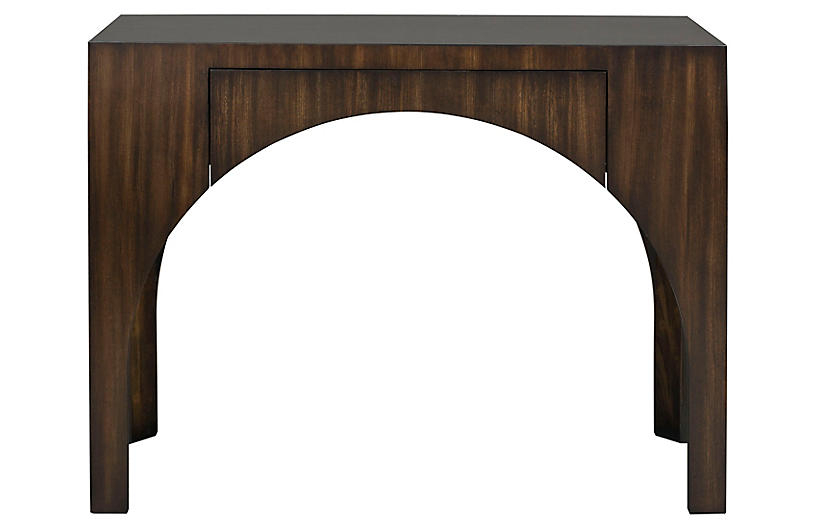 Pinterest for Widely used Parsons Walnut Top & Elm Base 48X16 Console Tables