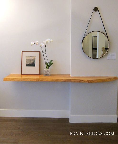 Pinterest Inside Current Parsons Concrete Top & Dark Steel Base 48X16 Console Tables (View 14 of 25)