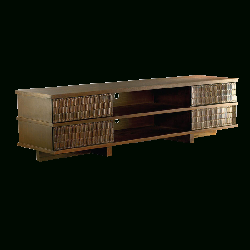 Polynesian Low Console Ii – Box Furniture – Box Furniture – Collections Pertaining To Latest Walters Media Console Tables (Image 19 of 25)