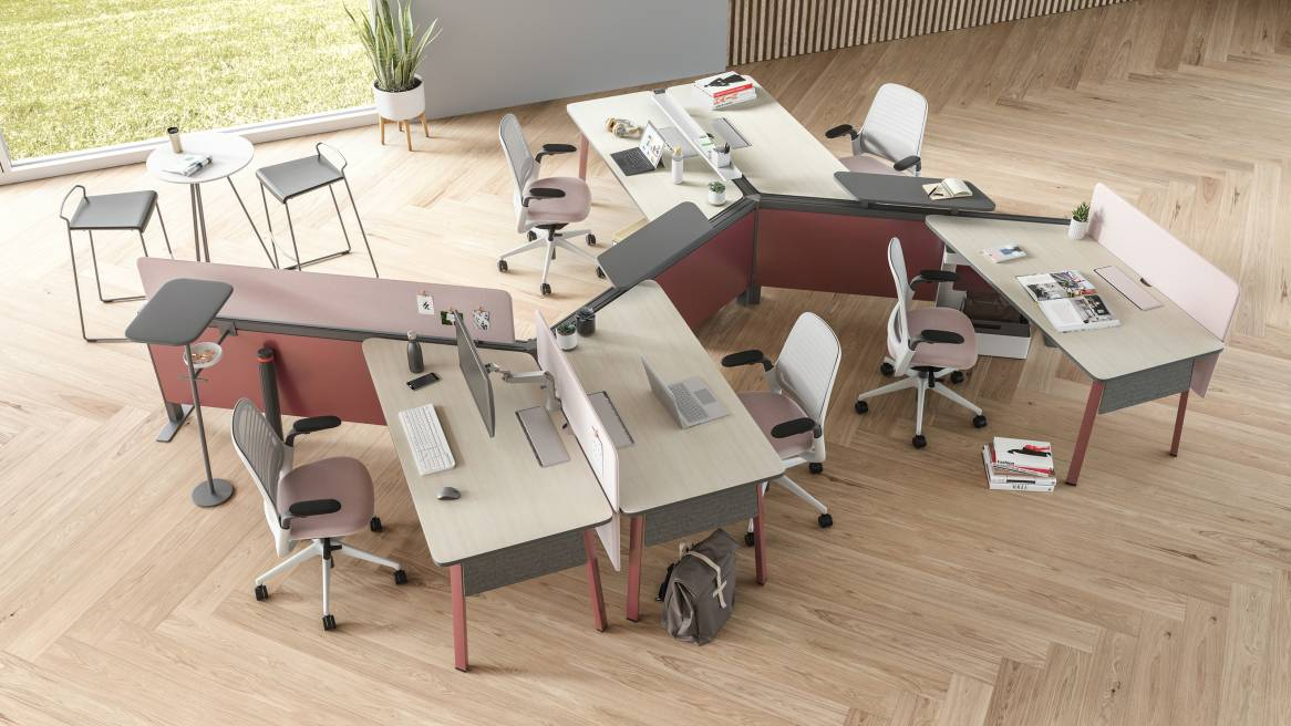 Popular Chari Media Center Tables With Regard To Steelcase – Office Furniture Solutions, Education & Healthcare Furniture (Image 17 of 25)
