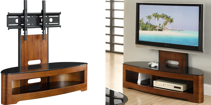 Popular Echo Tv Unit In Top 10 Best Tv Stands With Mount Brackets (View 18 of 25)