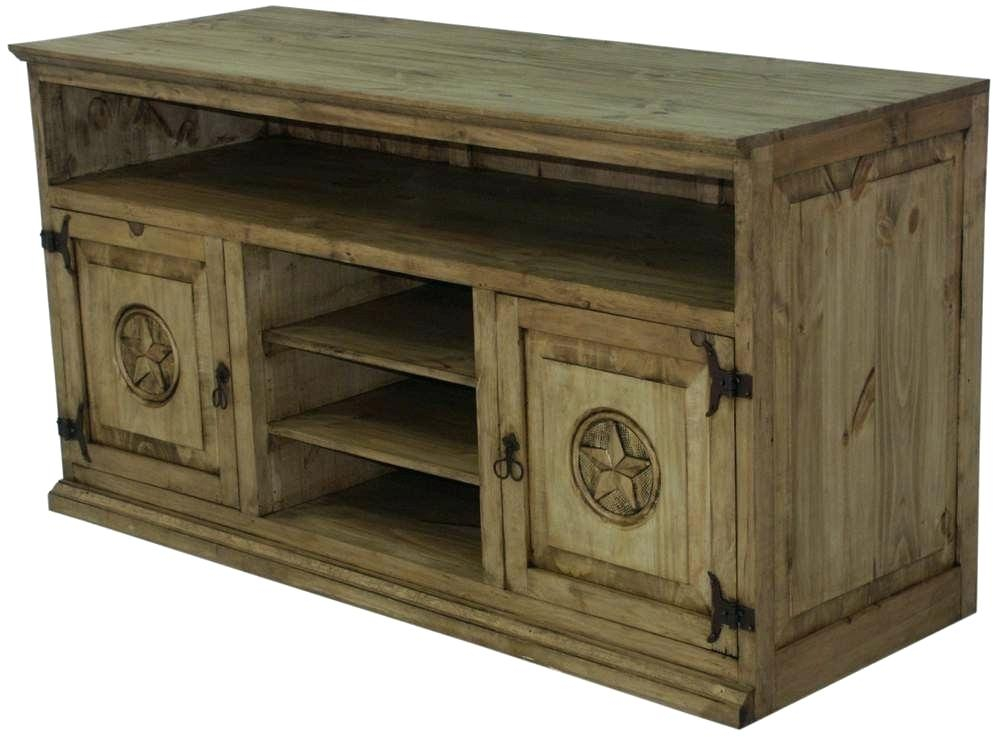 Popular Rustic Furniture Tv Stands With Rustic Furniture Tv Stands Stand Solid Wood And Heavy Watch Your (Image 12 of 25)
