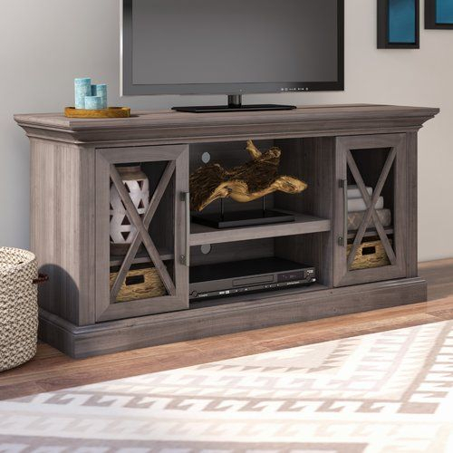 Popular Sinclair Grey 68 Inch Tv Stands With 20+ Best Tv Stand Ideas & Remodel Pictures For Your Home (View 6 of 25)