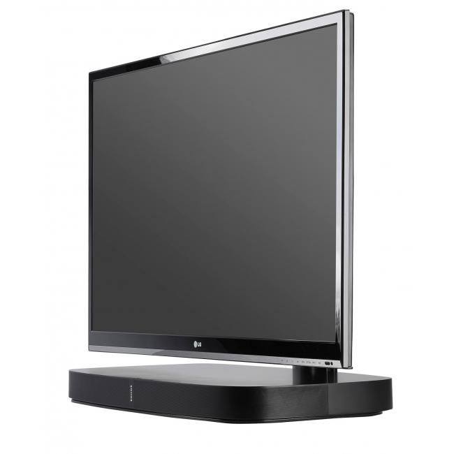 Popular Sonos Tv Stands within Flexson Flxpbtvst1011 Adjustable Tv Stand For Sonos Playbase Home