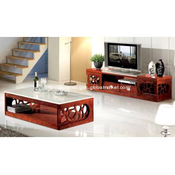 Popular Tv Stand Coffee Table Sets intended for Cc23-5#&dc21-5#, China 2013 Marble Top Coffee Table & Tv Stand