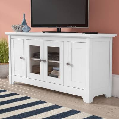 "Popular Walton 60 Inch Tv Stands Inside Beachcrest Home Josie Tv Stand For Tvs Up To 55"" & Reviews (View 17 of 25)"