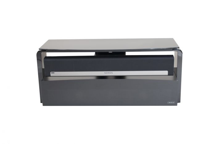 Preferred Alphason Tv Cabinet Inside Alphason Sonos Playbar Black Tv Stand (Image 20 of 25)