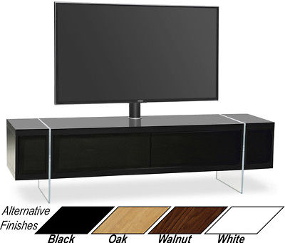 "Preferred Techlink Echo Ec130Tvb Tv Stand With Techlink Echo Ec130Tvb For Up To 60"" Tvs Cable Tv Stand With Bracket (Image 12 of 25)"