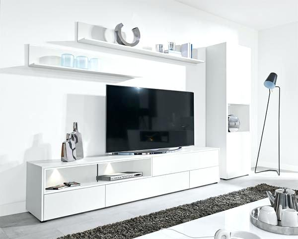 Preferred Tv Bench White Gloss Regarding White Tv Unit White Unit Living Room Cabinets Pine Furniture For (View 25 of 25)