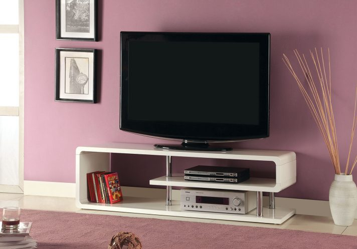 Preferred White Tv Stands For Flat Screens regarding Black Tv Stand With Led Lights White Under $100 Modern Entertainment