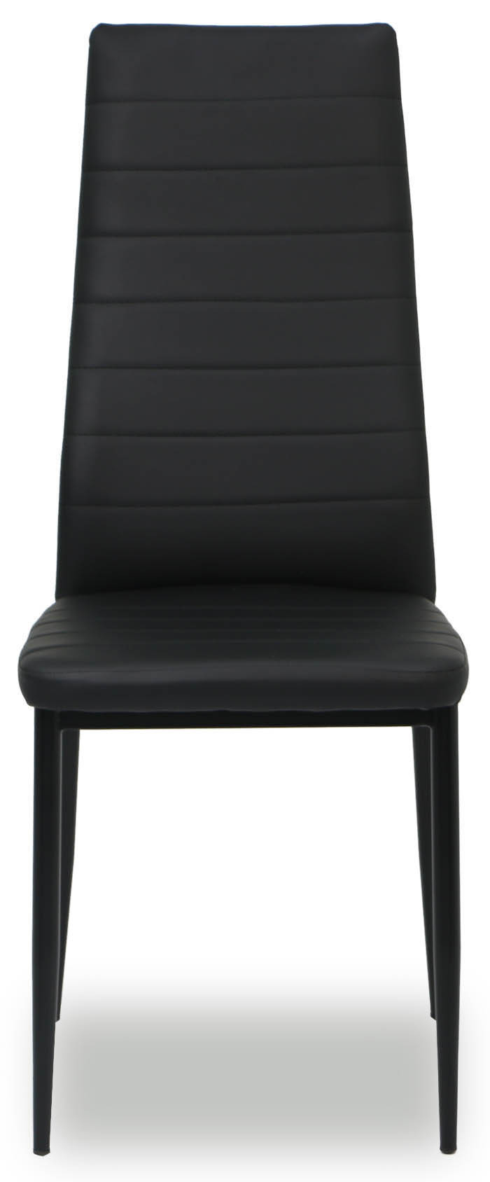 Quinn Dining Chair Black | Furniture & Home Décor | Fortytwo In Quinn Teak Sofa Chairs (Image 9 of 25)