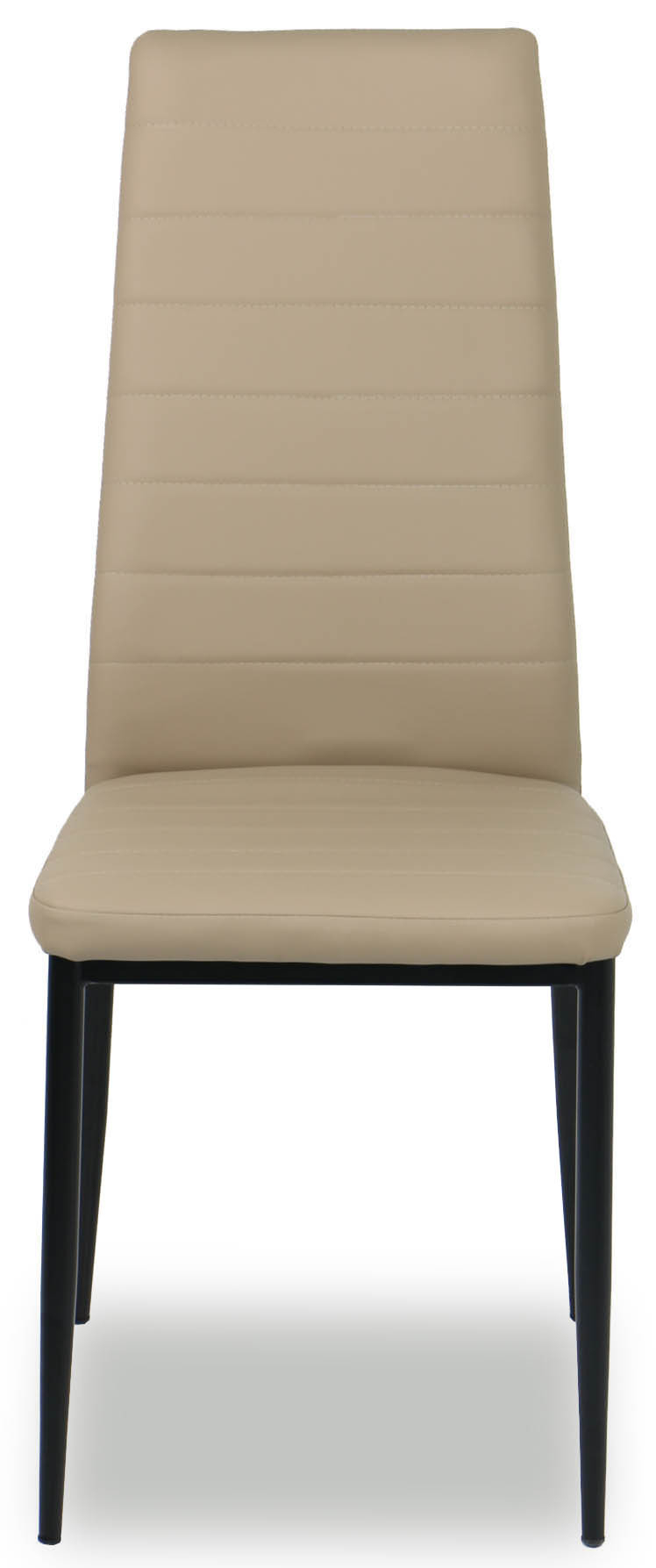 Quinn Dining Chair Champagne | Furniture & Home Décor | Fortytwo within Quinn Teak Sofa Chairs