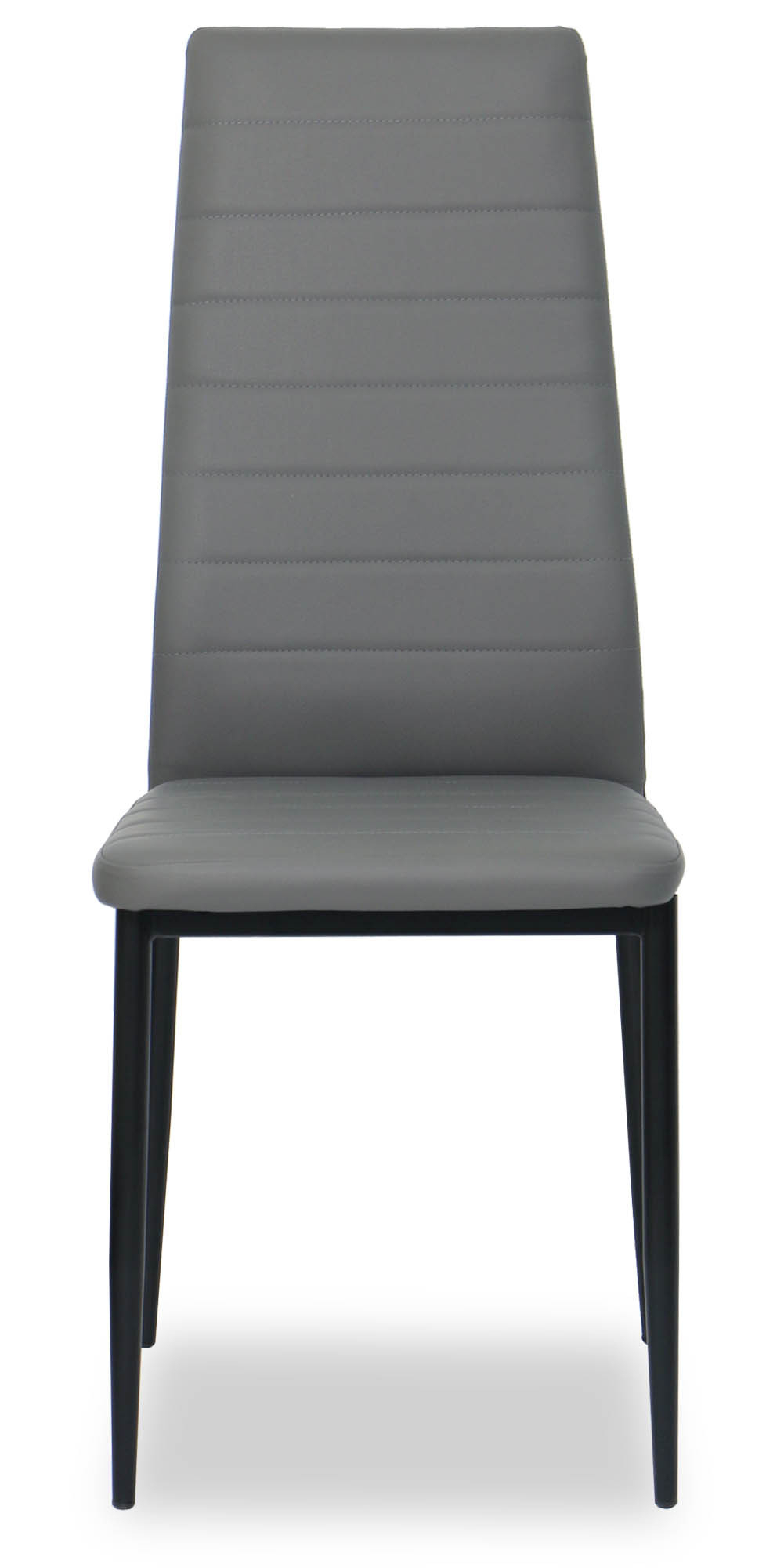 Quinn Dining Chair Grey | Furniture & Home Décor | Fortytwo intended for Quinn Teak Sofa Chairs