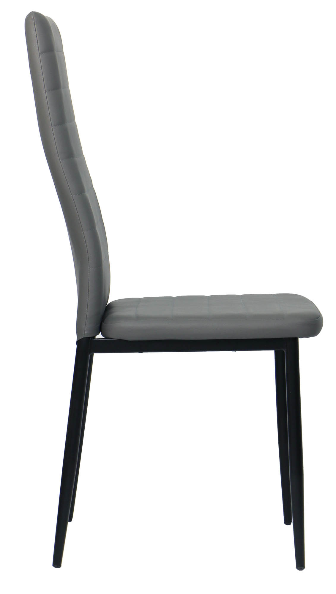 Quinn Dining Chair Grey | Furniture & Home Décor | Fortytwo Within Quinn Teak Sofa Chairs (Image 12 of 25)