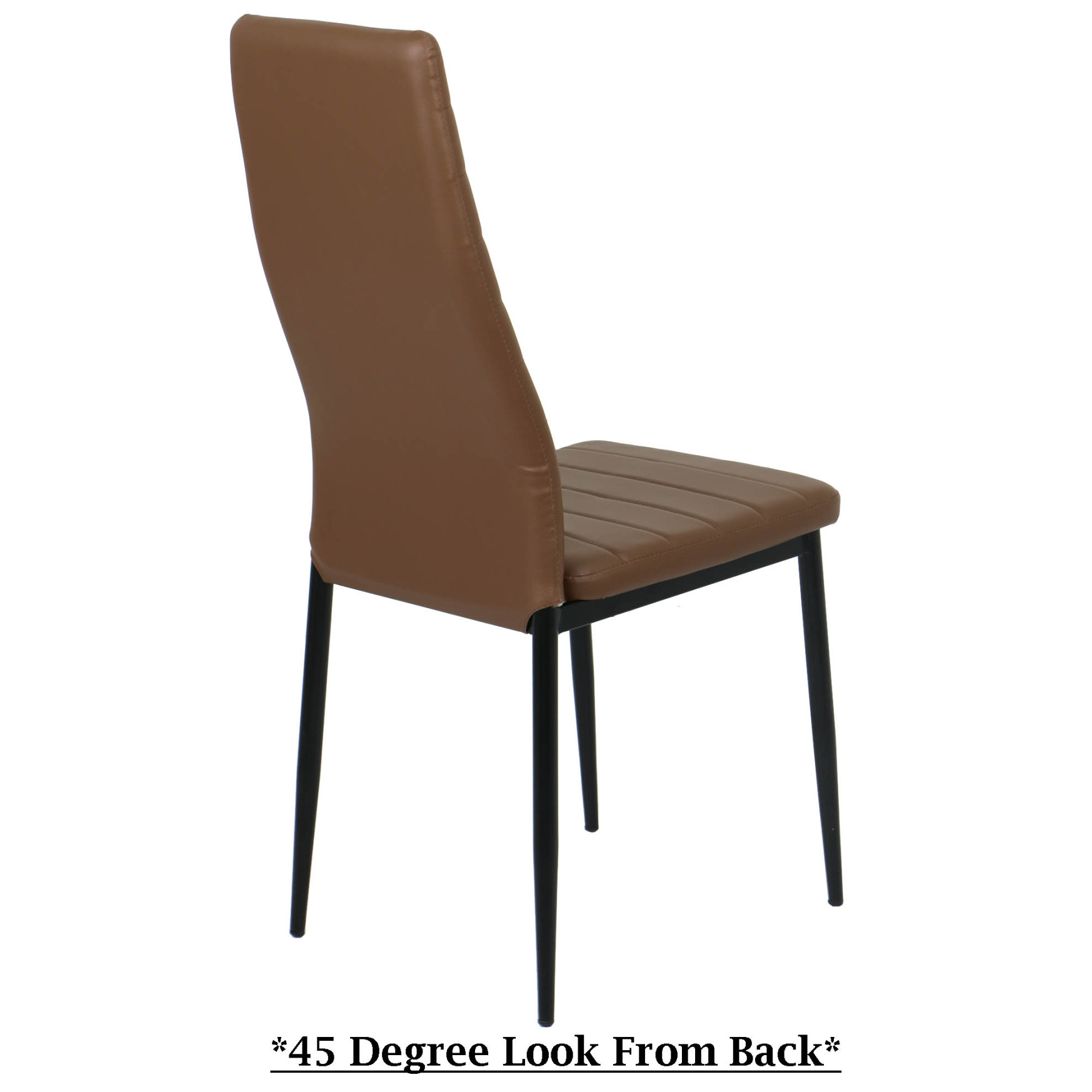 Quinn Dining Chair Light Brown – Dining Chairs – Dining Room Intended For Quinn Teak Sofa Chairs (View 6 of 25)