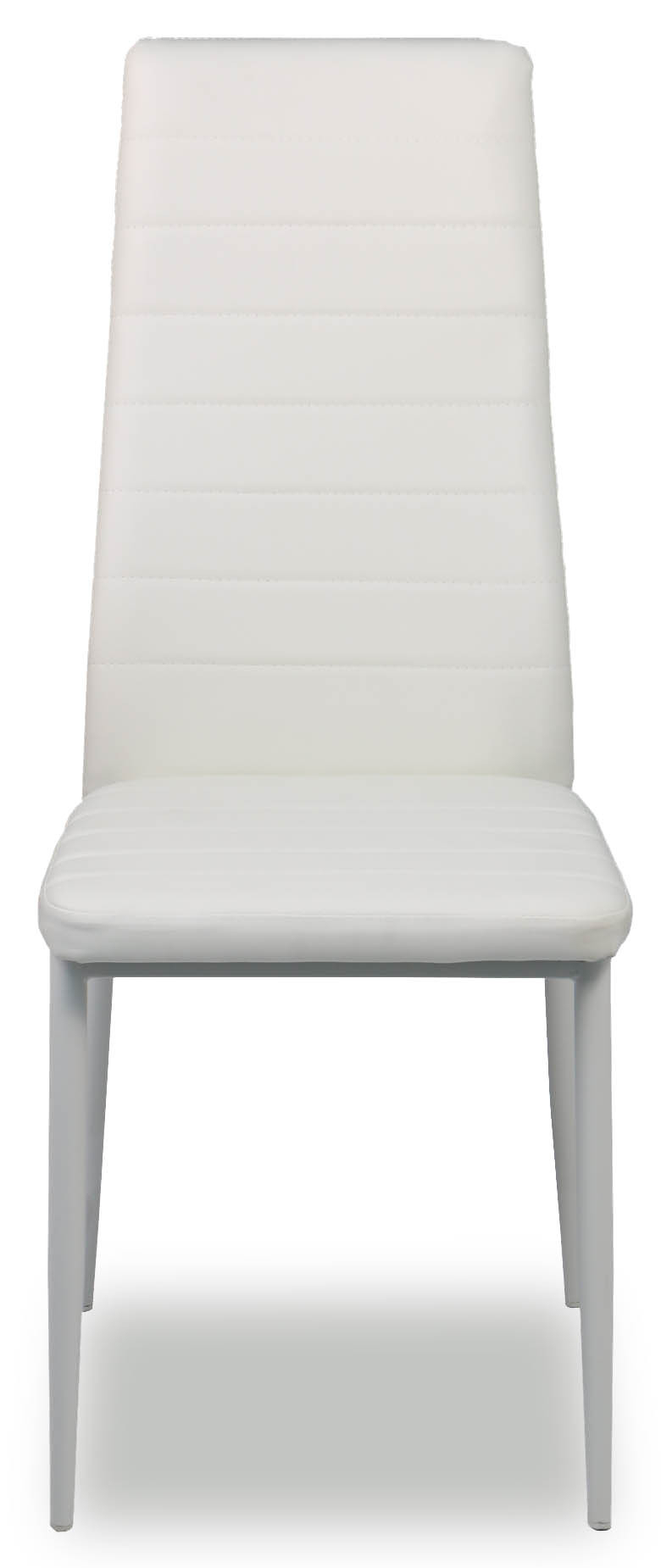 Quinn Dining Chair White | Furniture & Home Décor | Fortytwo regarding Quinn Teak Sofa Chairs