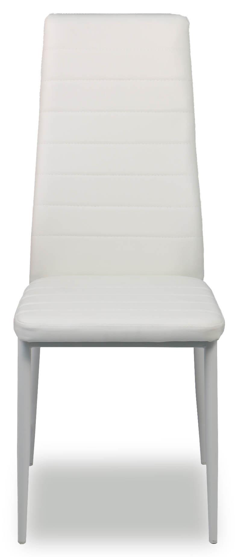 Quinn Dining Chair White | Furniture & Home Décor | Fortytwo Regarding Quinn Teak Sofa Chairs (Image 15 of 25)
