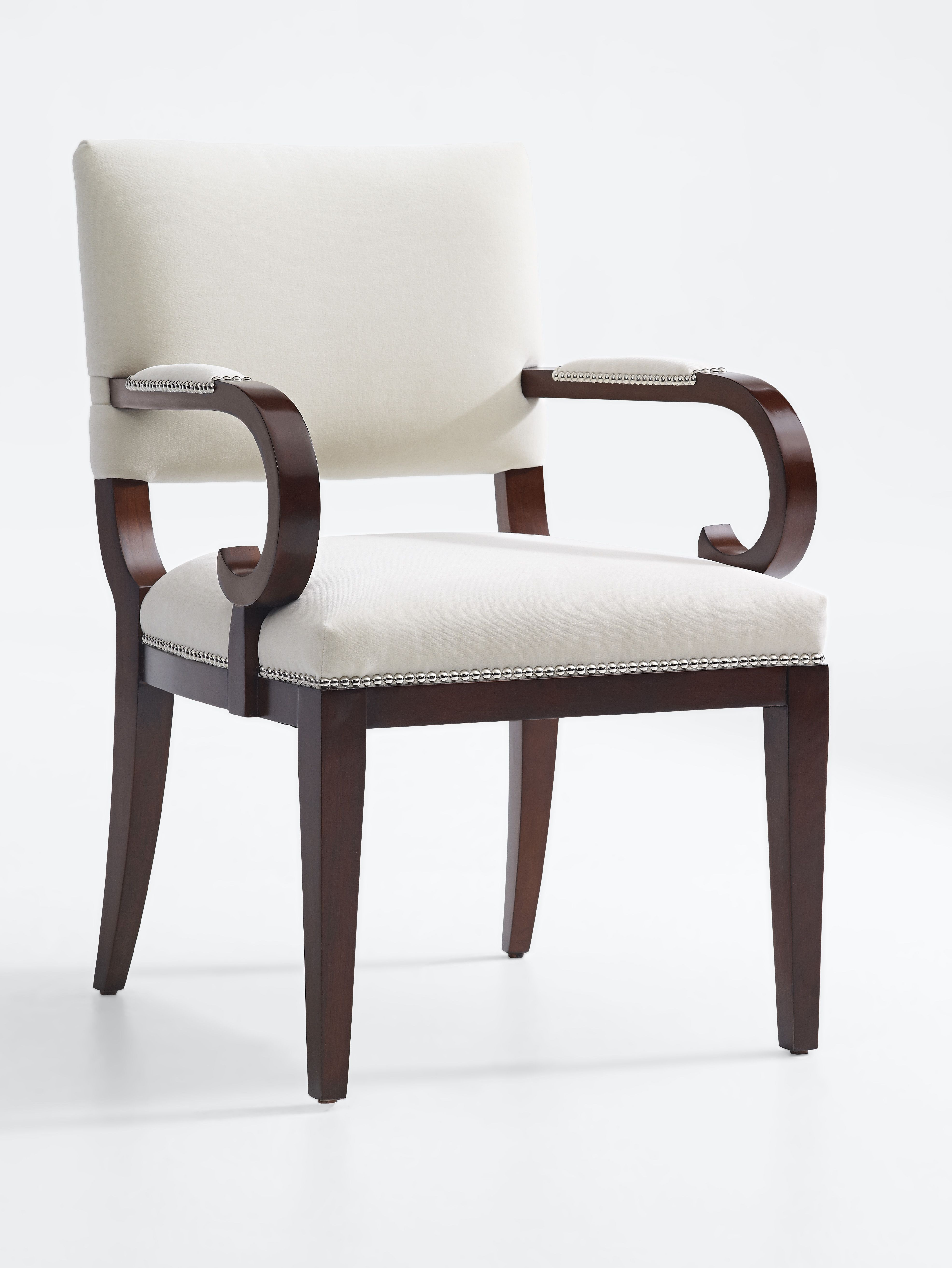 Ralph Lauren Home's Mayfair Dining Arm Chair | 【單椅】 | Pinterest Throughout Tate Arm Sofa Chairs (Image 15 of 25)