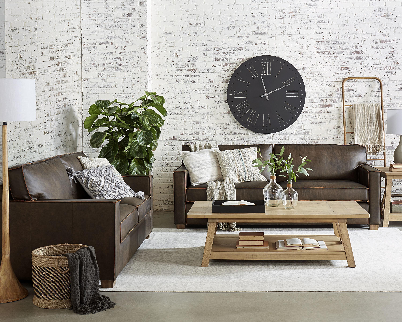 Ravel Sofa – Magnolia Home With Magnolia Home Ravel Linen Sofa Chairs (Image 23 of 25)