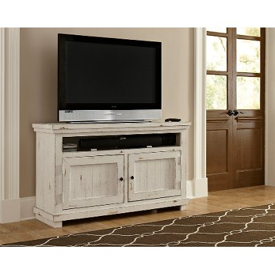 Rc Willey Furniture Store For Fashionable Sinclair Grey 54 Inch Tv Stands (View 18 of 25)