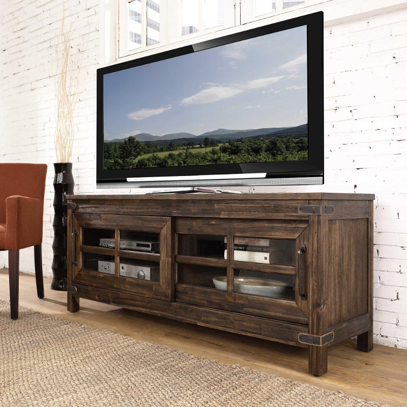 Rc Willey Furniture Store Intended For Trendy Rustic Furniture Tv Stands (View 7 of 25)