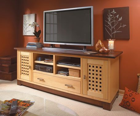 Recent Dixon Black 65 Inch Highboy Tv Stands Inside Modern Lines, Simple Joinery, And Loads Of Storage Space Combine To (Image 19 of 25)