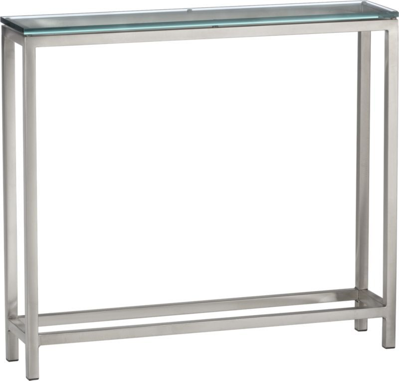 Recent Era Glass Console Tables With Era Glass Console Table (Image 21 of 25)