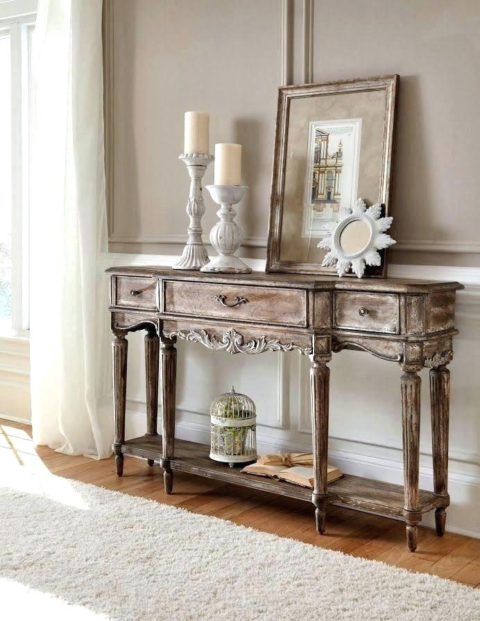 Recent Ethan Console Tables Inside French Country Console Table Fantastic French Country Console Table (View 19 of 25)