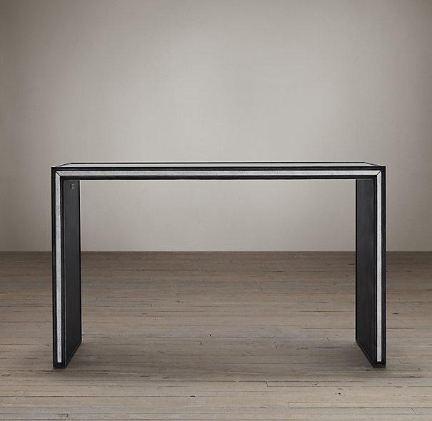 Recent Mix Agate Metal Frame Console Tables Regarding Black Metal Agate Console Table – Products, Bookmarks, Design (View 16 of 25)