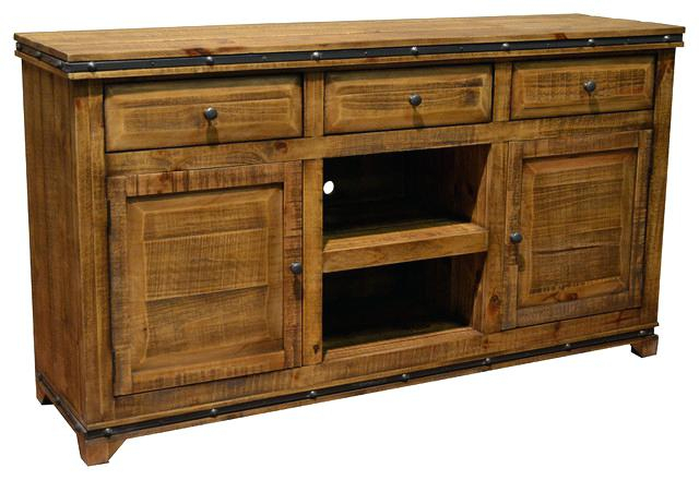 Recent Tv Cabinets With Glass Doors Intended For Solid Wood Tv Cabinet Solid Wood Stand Media Console Solid Oak (Photo 14 of 25)