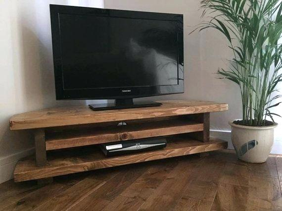 Recent Unique Corner Tv Stands within Caddy Corner Tv Stand – Aranui.co