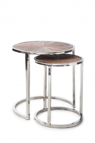 Rivièra Maison Pertaining To Popular Mix Leather Imprint Metal Frame Console Tables (Image 22 of 25)