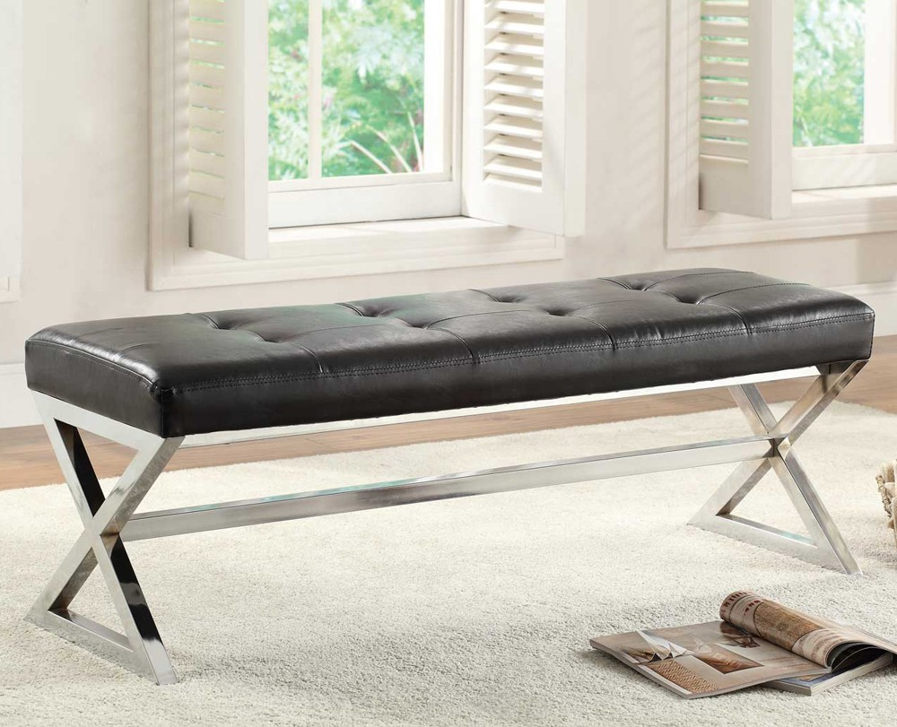 Rory Black X Base Bench For $ (Image 16 of 25)