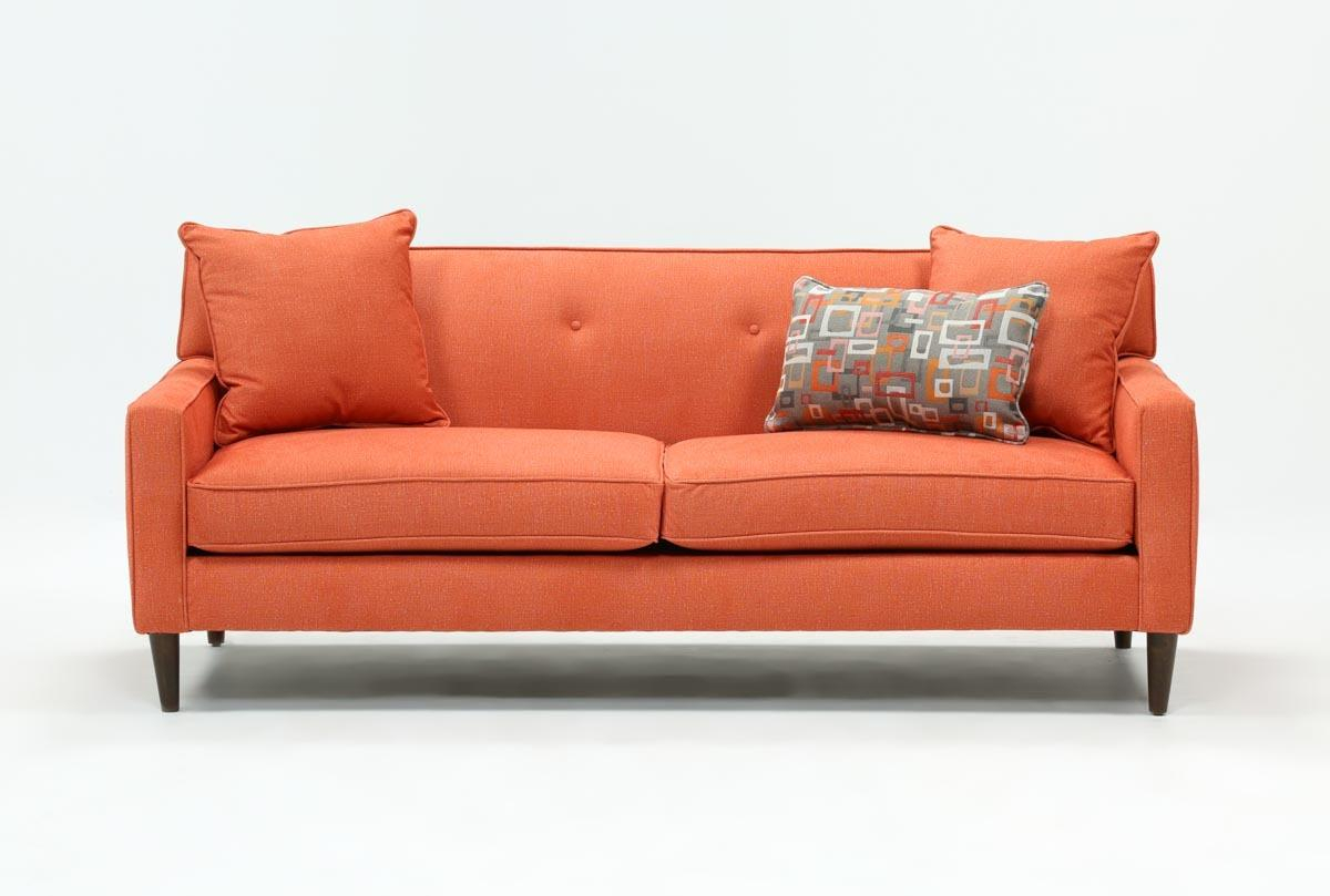 Rory Sofa | Living Spaces Regarding Rory Sofa Chairs (Image 21 of 25)