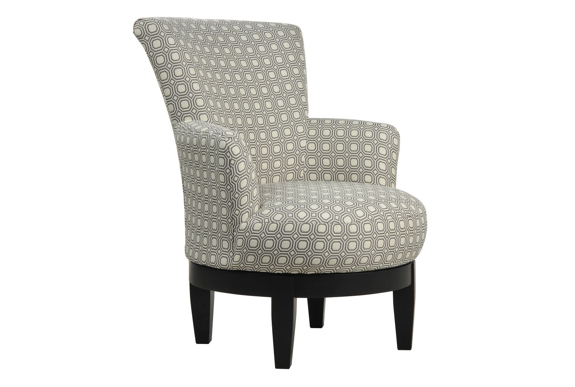 Featured Photo of Sadie Ii Swivel Accent Chairs