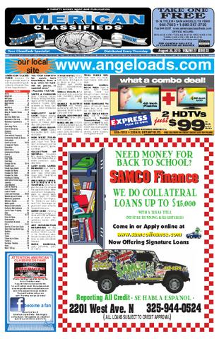 San Angelo American Classifiedssan Angelo American Classifieds Within Best And Newest Melrose Titanium 65 Inch Lowboy Tv Stands (Image 21 of 25)