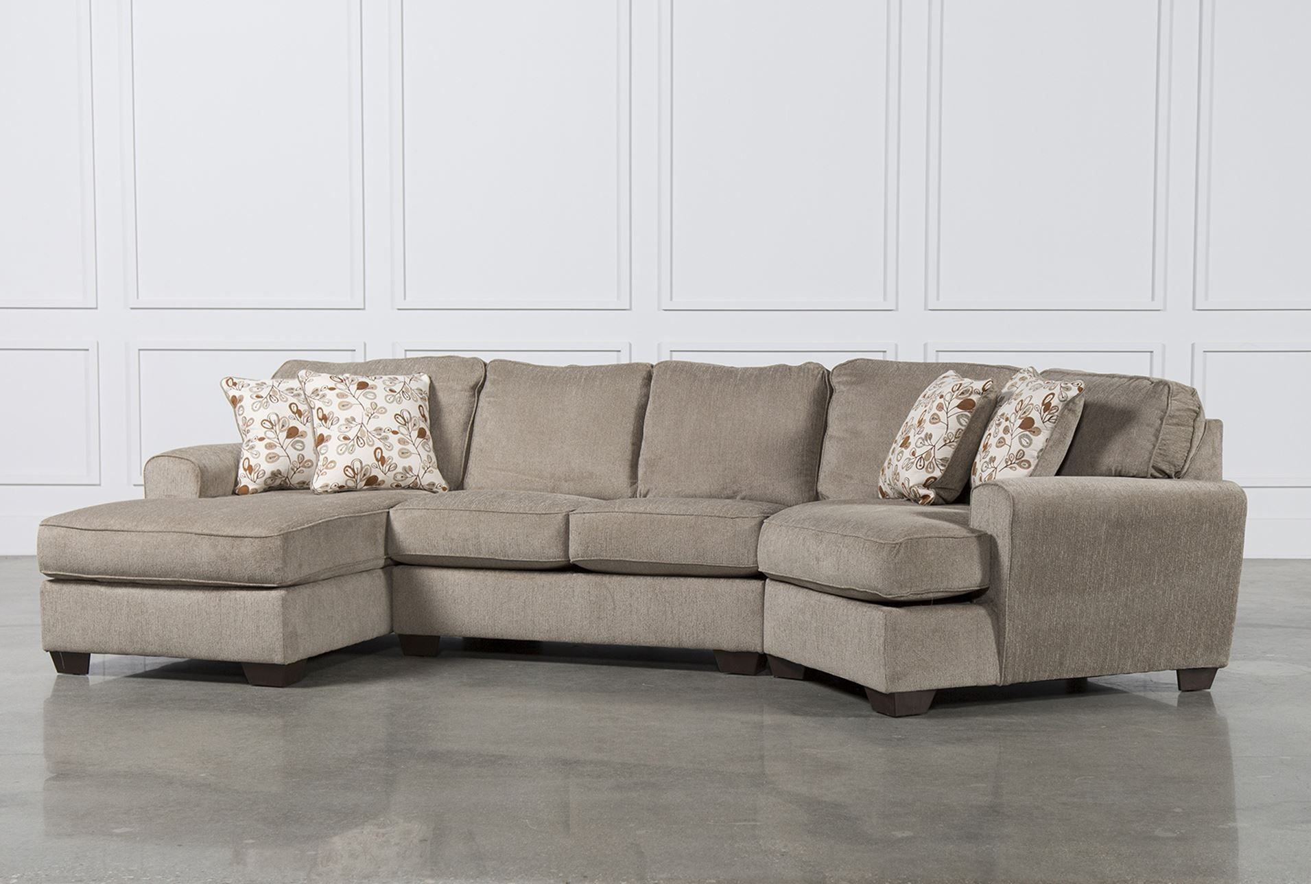 Sectional Sofas With Cuddler Chaise | Sofas | Pinterest | Living With Mcdade Graphite Sofa Chairs (Image 21 of 25)