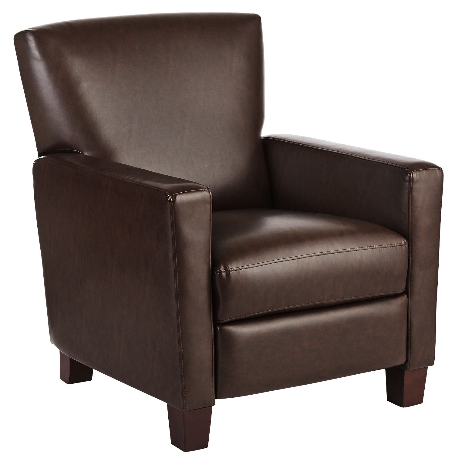 Seth Recliner – Brown | *furniture > Chairs* | Pinterest | Recliner Throughout Twirl Swivel Accent Chairs (View 25 of 25)
