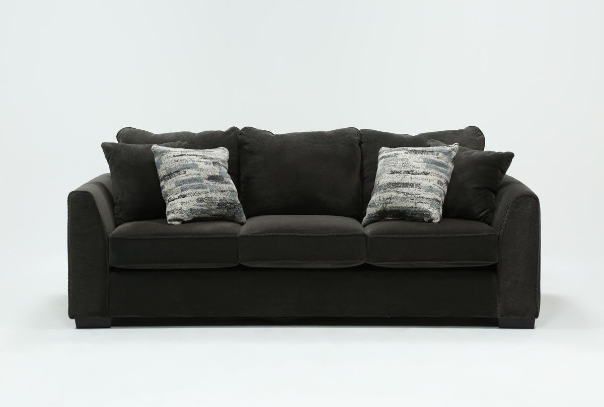 Sheldon Sofa | Living Spaces Intended For Sheldon Oversized Sofa Chairs (View 2 of 25)