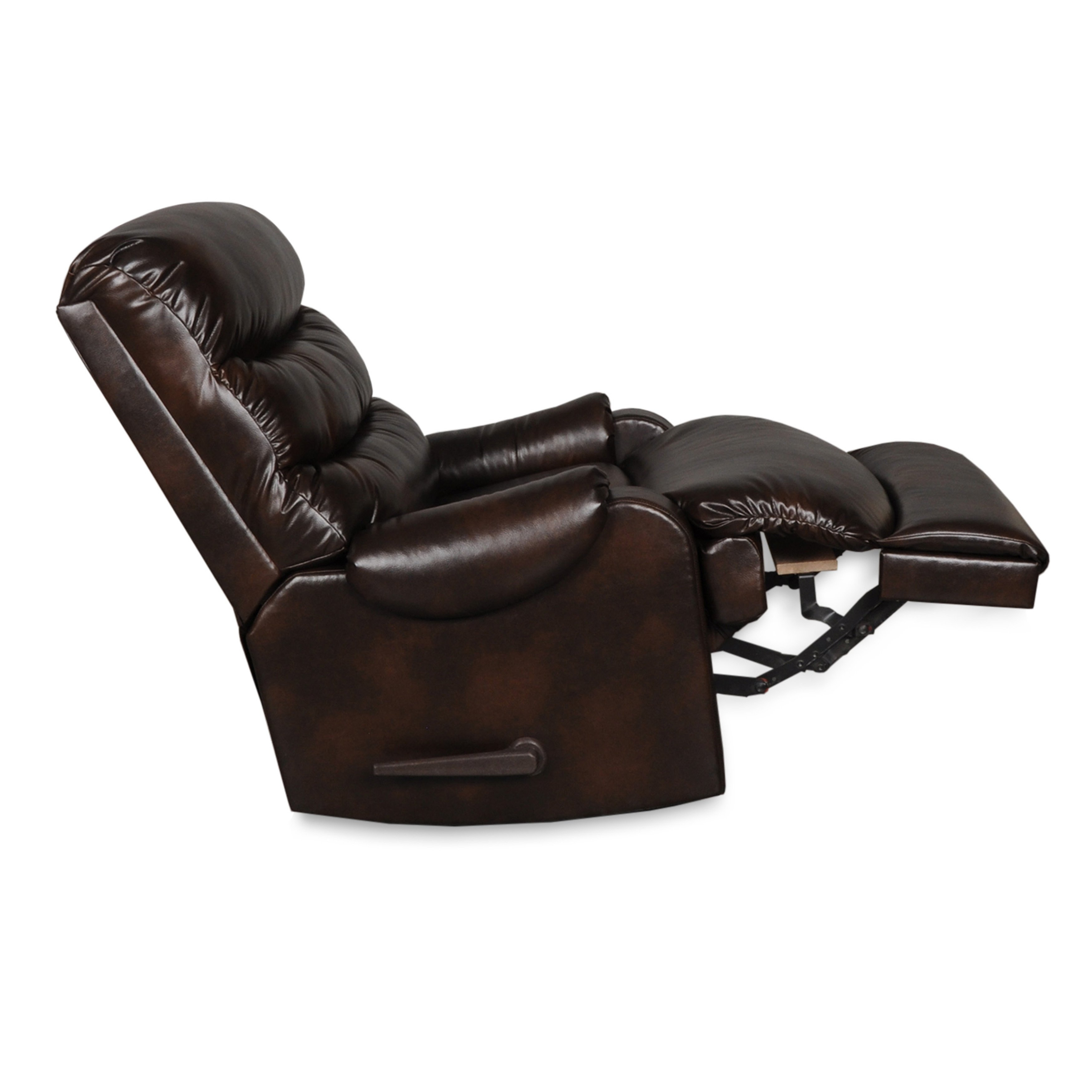 Shop Bailey Glider Recliner – Free Shipping Today – Overstock Intended For Gannon Truffle Power Swivel Recliners (View 8 of 25)