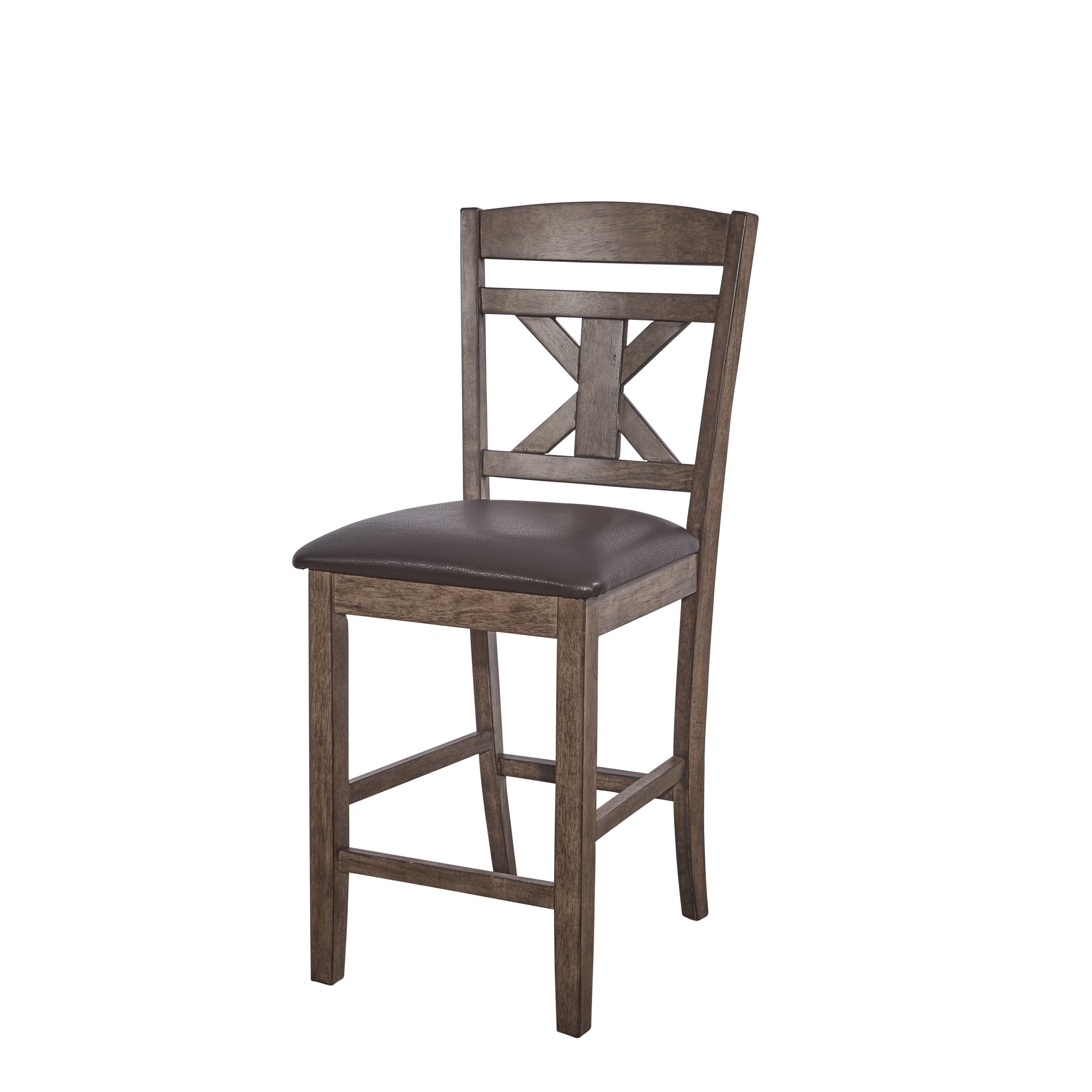 Shop Cohen Counter Stool – Free Shipping Today – Overstock Intended For Cohen Foam Oversized Sofa Chairs (View 25 of 25)